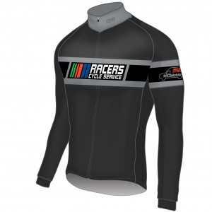 Racers Merino Wool Long Sleeve Jersey